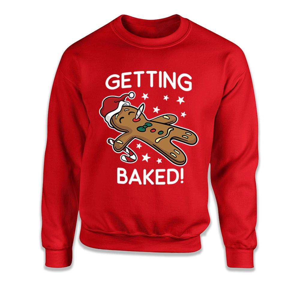 Weed Sweater - Funny Xmas Sweater - Christmas Gifts For ...