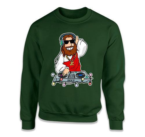 Jesus Sweater