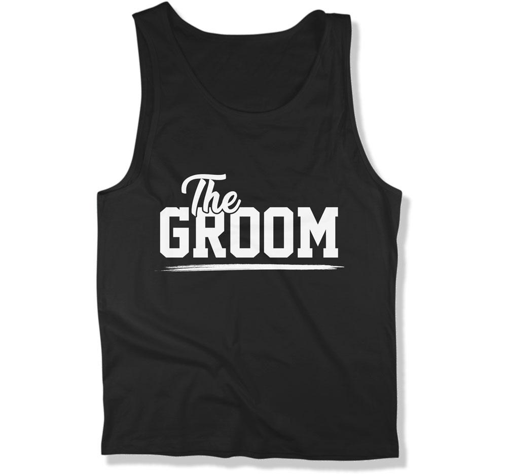 The Groom T-Shirt - WED-22