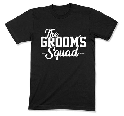 The Groom's Squad T-Shirt - WED-23