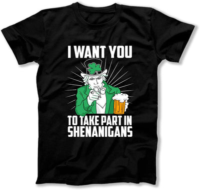 I Want You To Take Part in Shenanigans - TEP-974