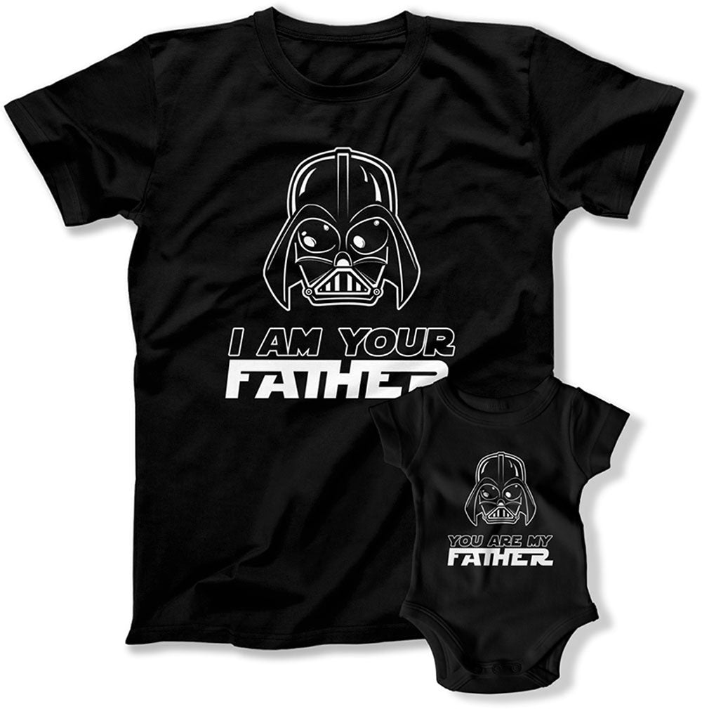 I Am Your Father / You Are My Father Father And Son Shirts
