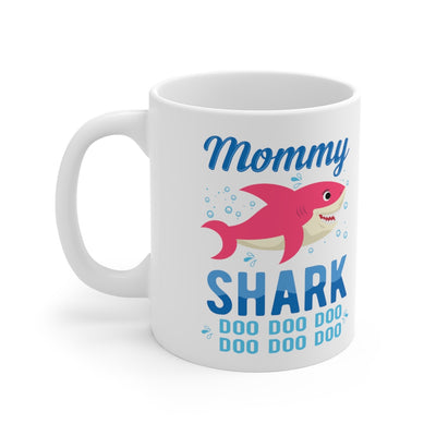 Mommy Shark Mug - MOG-44