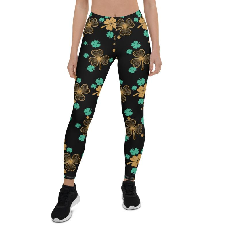 St Patrick's Day Leggings