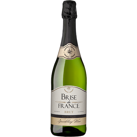 Brise de France Mousseux Blanc Brut 75cl