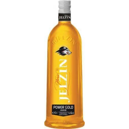 Jelzin Power Gold Energy de 70cl