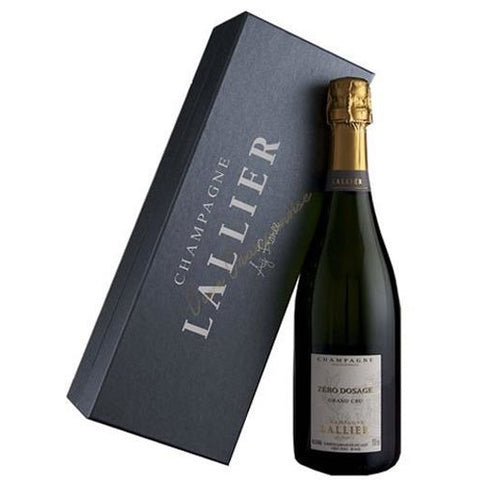 CHAMPAGNE LALLIER GRAND CRU ZERO DOSAGE 75cl