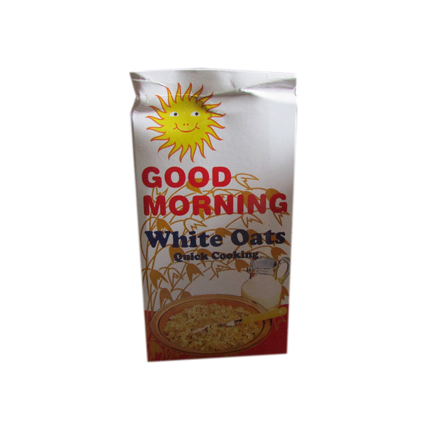 White Oats Goodmorning