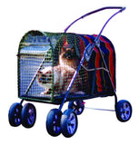 "Kittywalk KWPS700SUV Original Pet Stroller SUV 31"" x 16"" x 20"" - Pet Stroller World - 1"