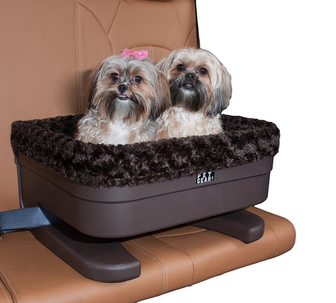 Pet Gear PG1122CS Car / Booster Seats Chocolate/Chocolate Swirl Finish