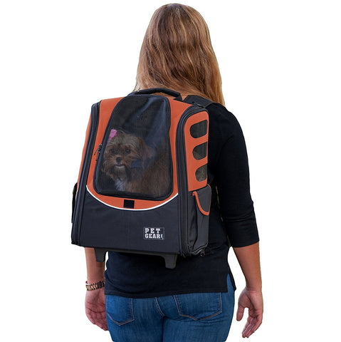 Pet Gear PG123CR Carriers / Backpacks Copper Finish