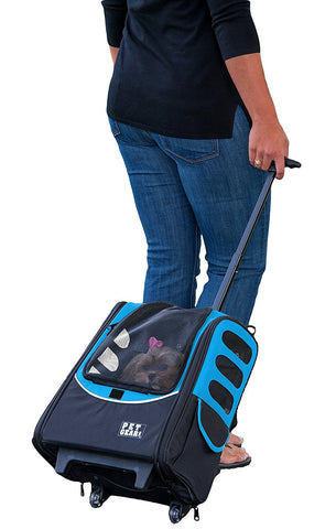 Pet Gear PG1230OB Carriers / Backpacks Ocean Blue Finish