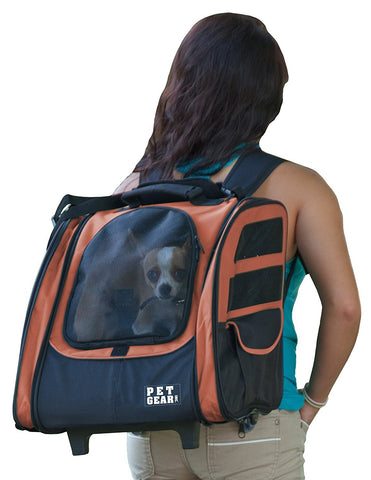 Pet Gear PG124CR Carriers / Backpacks Copper Finish