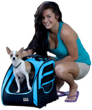 Pet Gear PG1240OB Carriers / Backpacks Ocean Blue Finish