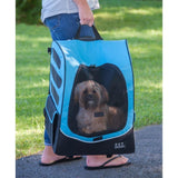 Pet Gear PG1280OB Carriers / Backpacks Ocean Blue Finish