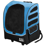 Pet Gear PG128OB Carriers / Backpacks Ocean Blue Finish