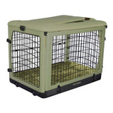 Pet Gear PG5936BSG Steel / Soft Crates Sage Finish