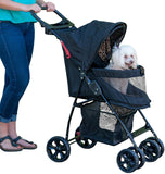 Pet Gear PG83NZJG Strollers Jaguar Finish