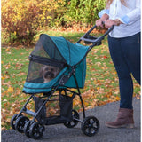 Pet Gear No-Zip PG8030NZPG Strollers Pine Green Finish