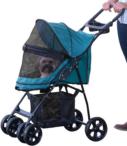 Pet Gear PG83NZPG Strollers Pine Green Finish