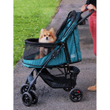 Pet Gear No-Zip PG8100NZEM Strollers Emerald Finish