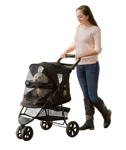Pet Gear PG825NZGM Strollers Goldmonogram Finish