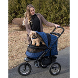 Pet Gear PG8400NZDIV Strollers Black Finish