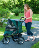 Pet Gear No-Zip PG8400NZFG Strollers Forest Green Finish