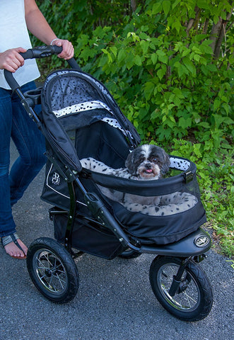 Pet Gear PG8450NVD Strollers Dalmatian Finish