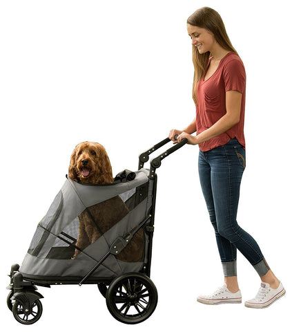 Pet Gear PG865NZDP Strollers Dark Platinum Finish