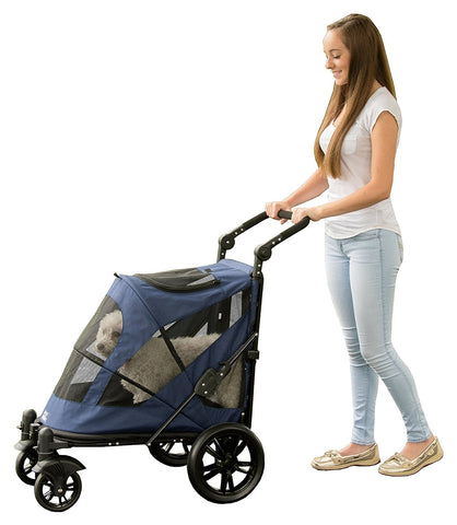 Pet Gear PG865NZMB Strollers Midnight Blue Finish