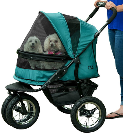 Pet Gear PG87NZPG Strollers Pine Green Finish