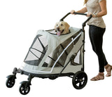 Pet Gear PG885NZFOA Strollers Fog Finish