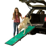 Pet Gear PG93GRSX Stairs / Ramps Green Finish