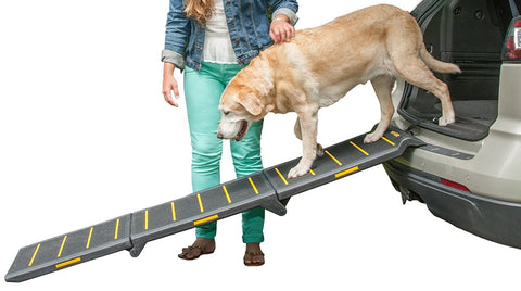 Pet Gear PG93RF Stairs / Ramps Black Finish