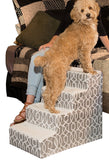 Pet Gear PG964TGR Stairs / Ramps Stormy Grey Finish