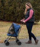 Pet Gear TL8150NA Strollers Navy Finish