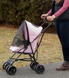 Pet Gear TL8150PK Strollers Pink Finish