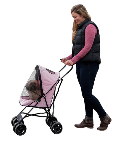 Pet Gear TL815PK Strollers Pink Finish