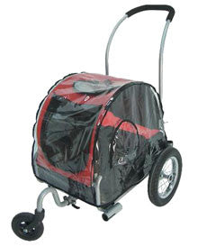 DoggyRide Mini Rain Cover (DRMNRC01) - Pet Stroller World