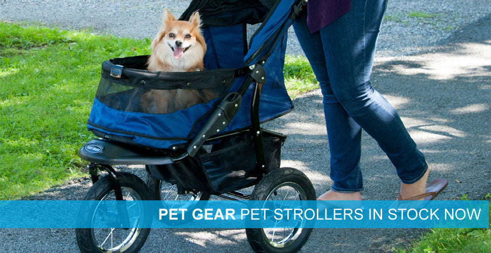 Pet Gear Strollers In Stock Now