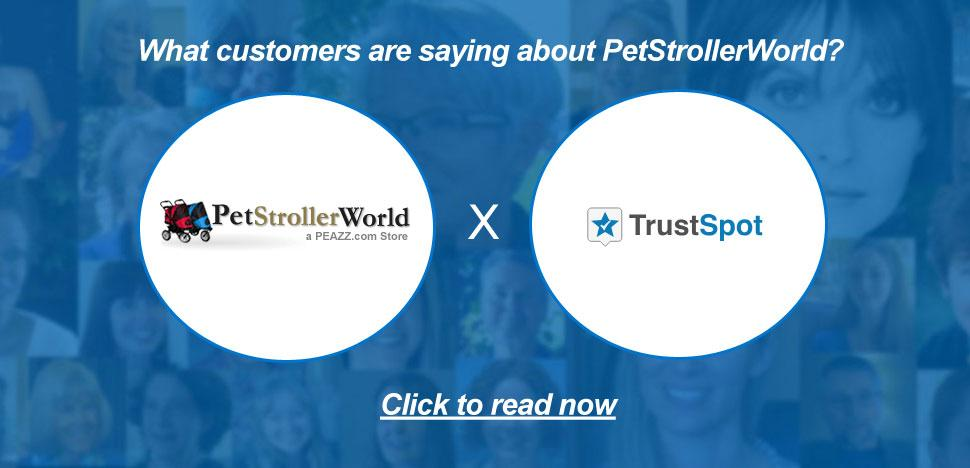PetStrollerWorld Customer Testimonial via TrustSpot