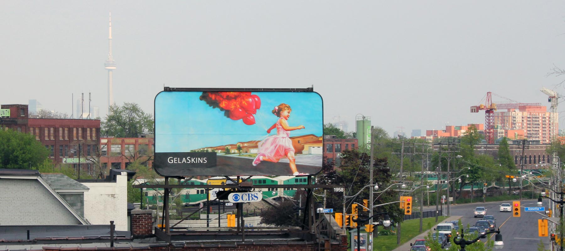 Ignite by Robert Carter - GelaSkins Billboard