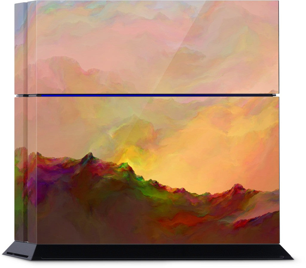 620 Sunset PlayStation Skin by Paul McGuire | GelaSkins