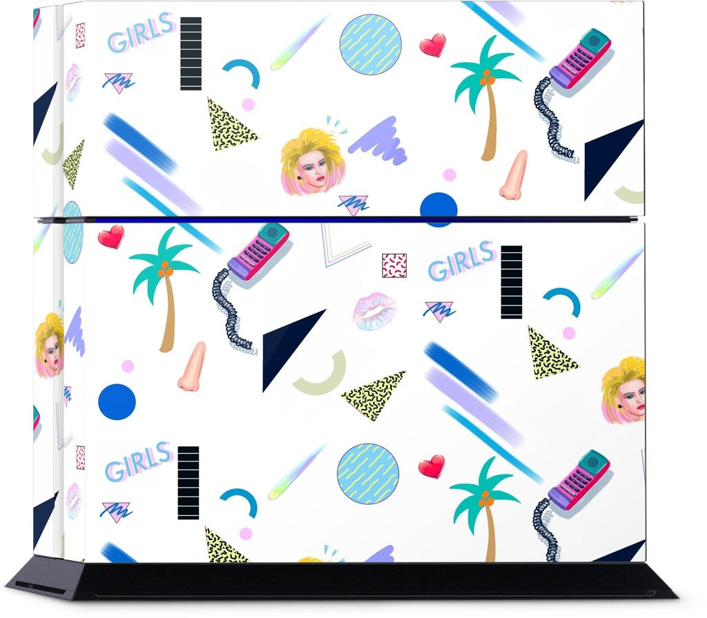 Girls  PlayStation Skin