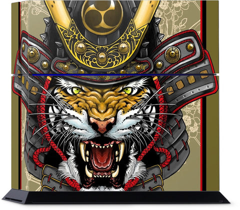Kabuto Tiger PlayStation Skin