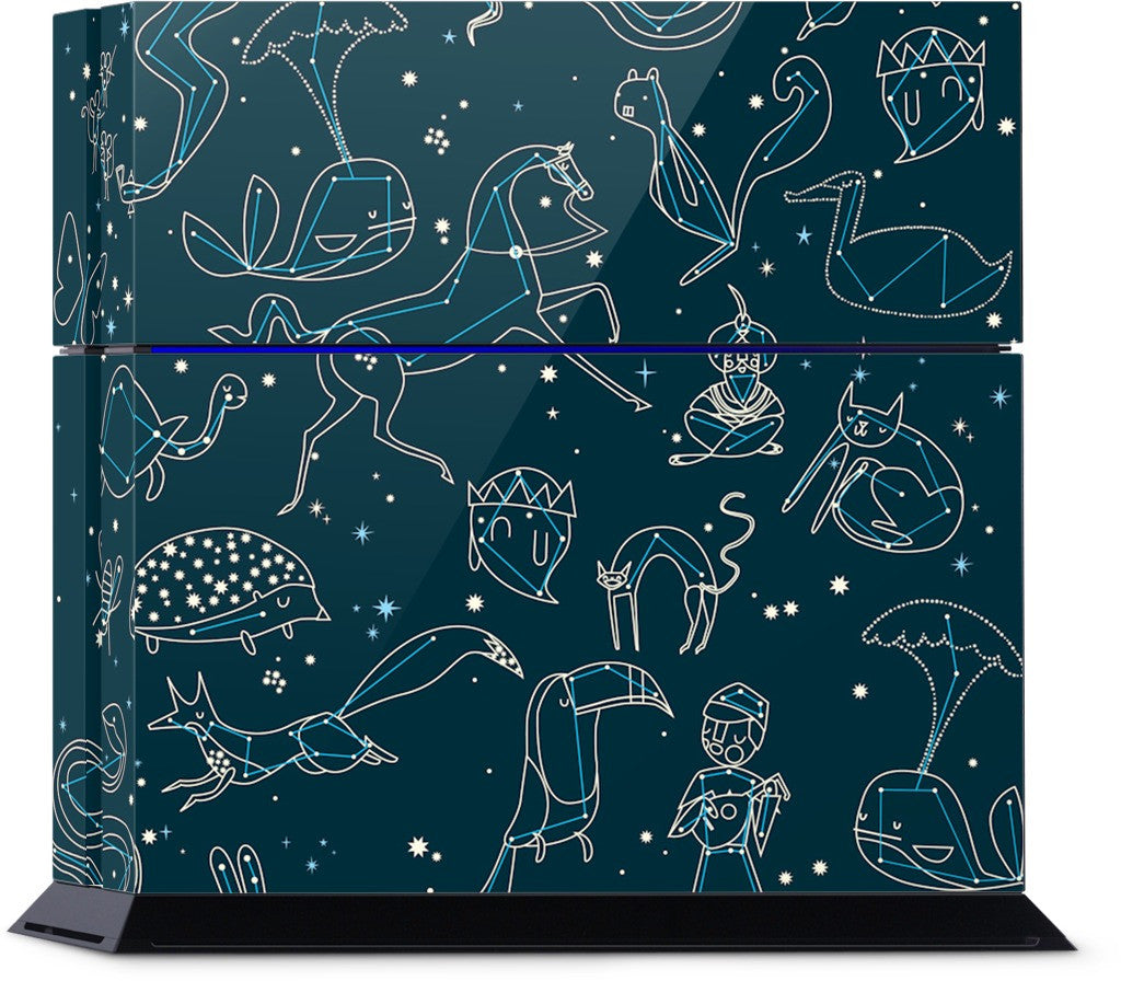 Constellations PlayStation Skin