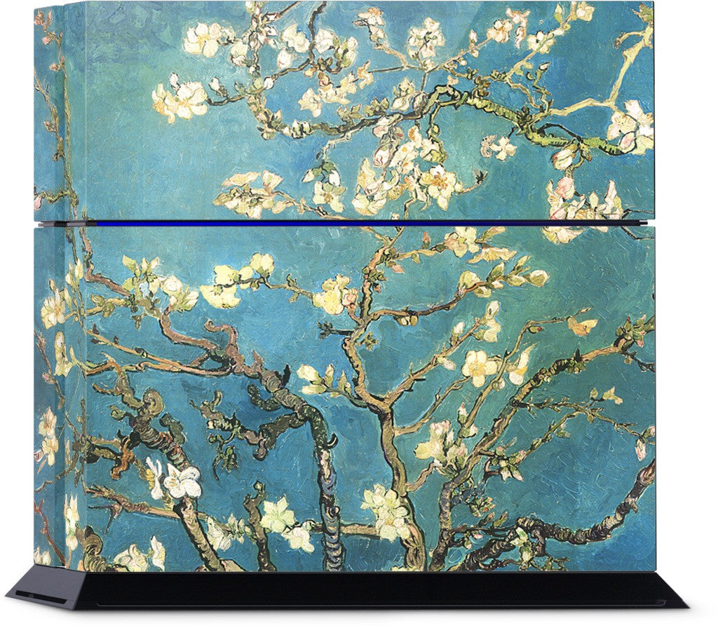 Almond Branches in Bloom PlayStation Skin