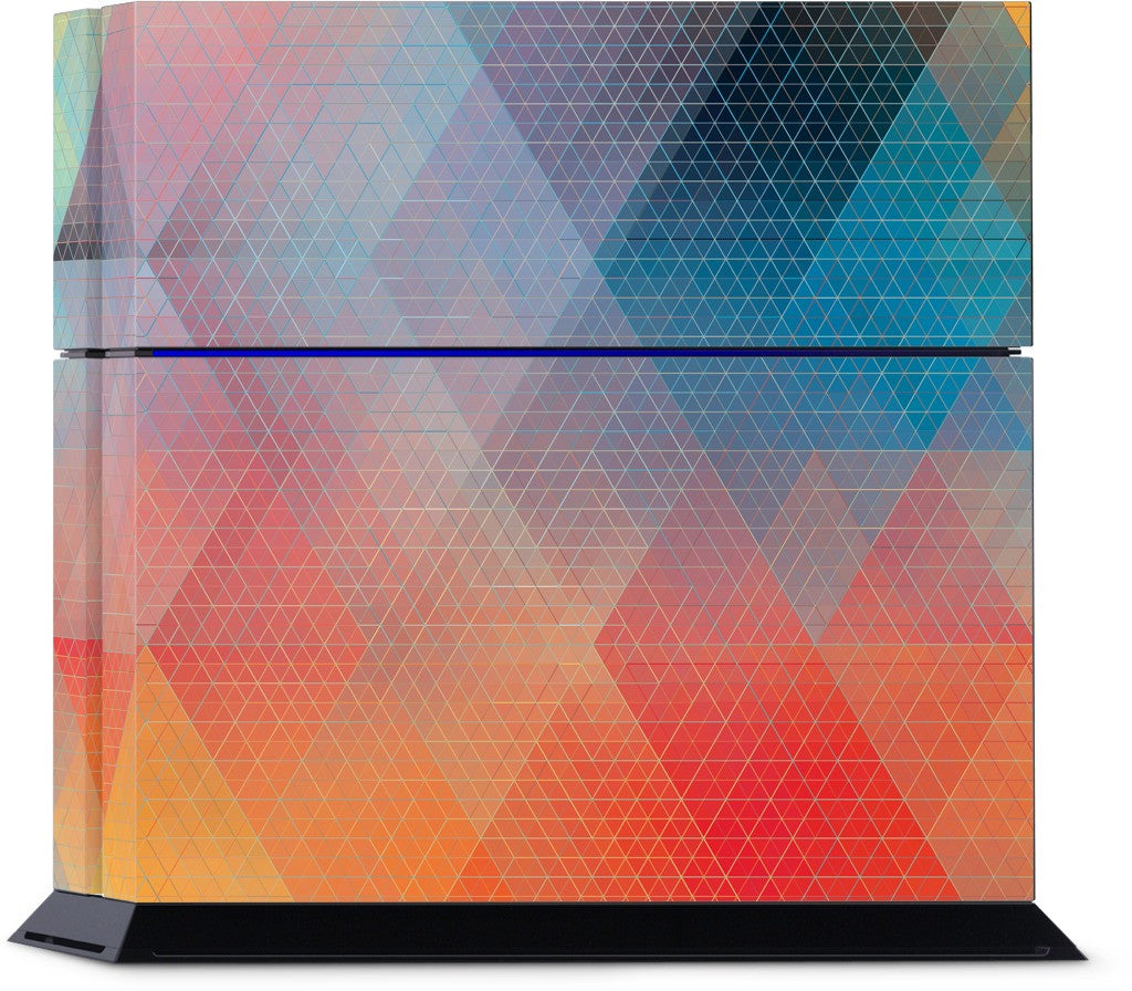 Digitalis PlayStation Skin