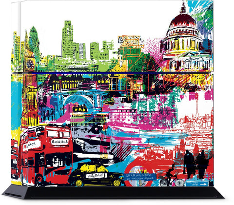 London Skyline PlayStation Skin